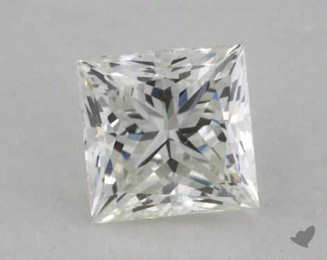 0.51 Carat H-VS2 Ideal Cut Princess Diamond