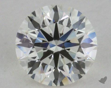 0.90 Carat I-VS2 Excellent Cut Round Diamond