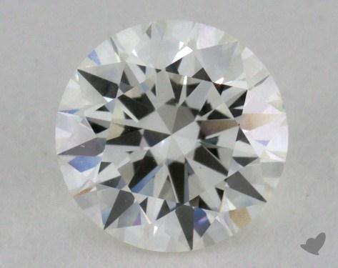 0.75 Carat I-VS2 Excellent Cut Round Diamond