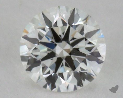 0.73 Carat G-VS2 Excellent Cut Round Diamond