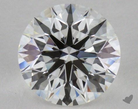 1.85 Carat G-VS1 Excellent Cut Round Diamond