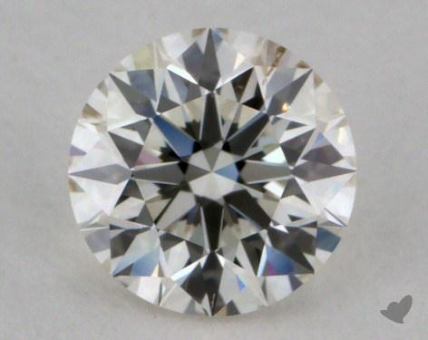 0.70 Carat J-SI1 Excellent Cut Round Diamond