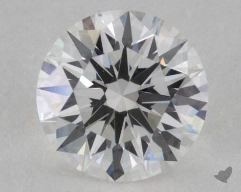 0.50 Carat F-VS1 Excellent Cut Round Diamond