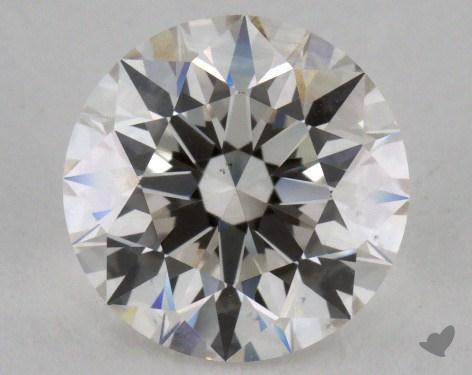 1.60 Carat H-VS2 Excellent Cut Round Diamond