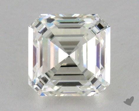 1.70 Carat I-VVS1 Asscher Cut Diamond