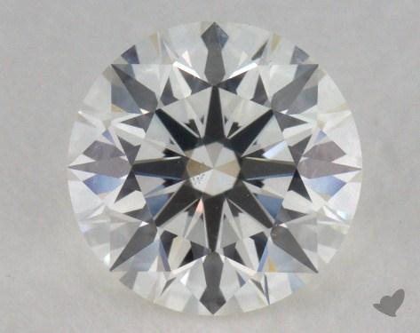 1.02 Carat J-VS2 Excellent Cut Round Diamond