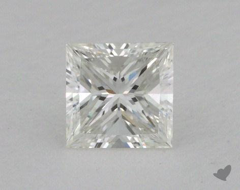 1.01 Carat G-VS2 Excellent Cut Princess Diamond