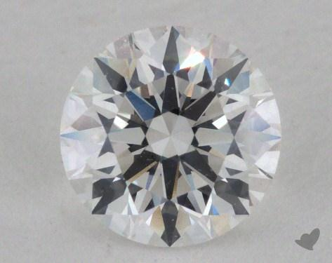 0.73 Carat F-SI1 Excellent Cut Round Diamond
