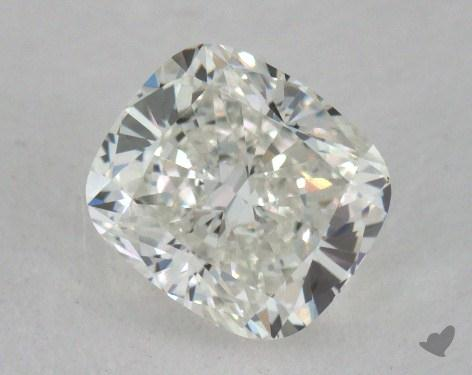 0.81 Carat H-VVS1 Cushion Cut  Diamond