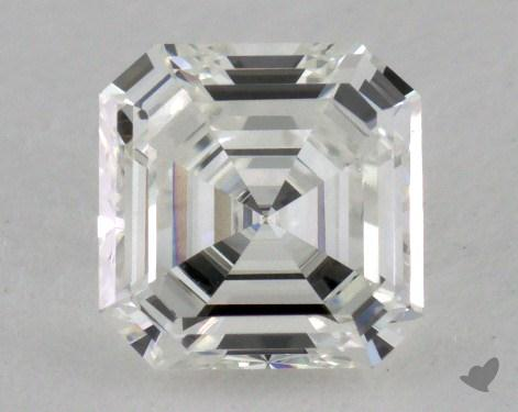 0.84 Carat G-VS2 Asscher Cut Diamond