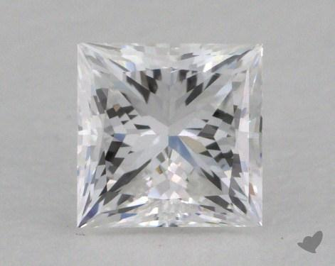 0.60 Carat D-VS1 Very Good Cut Princess Diamond
