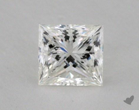 1.05 Carat H-VVS1 Ideal Cut Princess Diamond