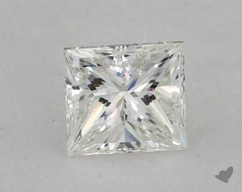 1.01 Carat H-VVS1 Ideal Cut Princess Diamond