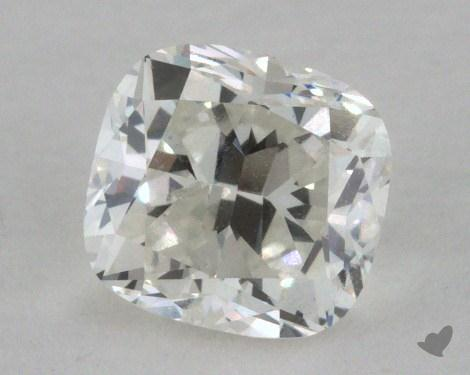 0.71 Carat I-SI2 Cushion Cut Diamond