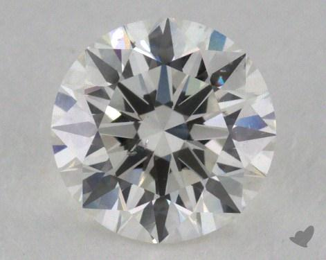 0.71 Carat G-SI1 Excellent Cut Round Diamond
