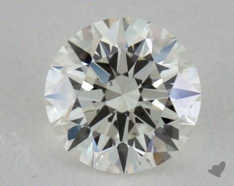 0.76 Carat I-VS2 Excellent Cut Round Diamond