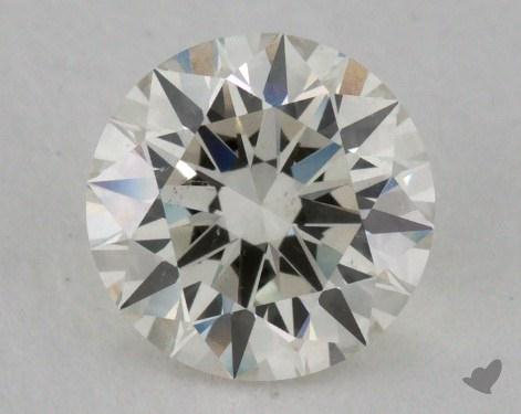 1.07 Carat I-SI1 Ideal Cut Round Diamond