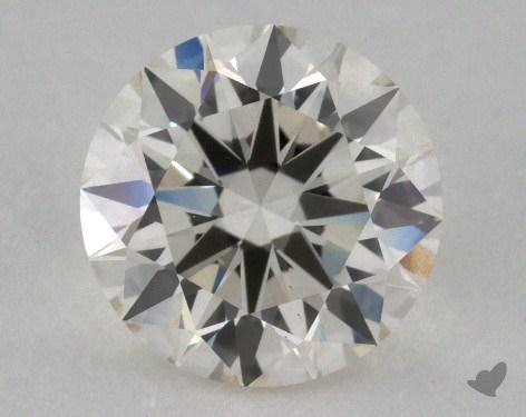 1.32 Carat J-VS2 Ideal Cut Round Diamond