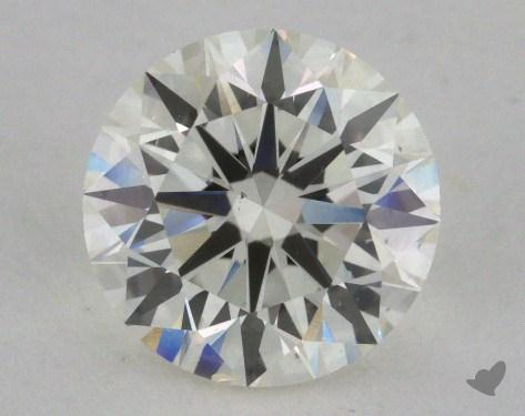 1.50 Carat J-VS2 Ideal Cut Round Diamond