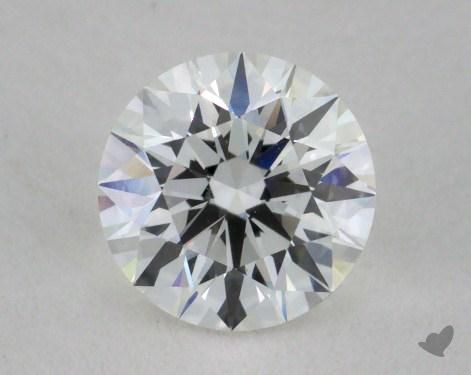 0.74 Carat G-SI1 Ideal Cut Round Diamond