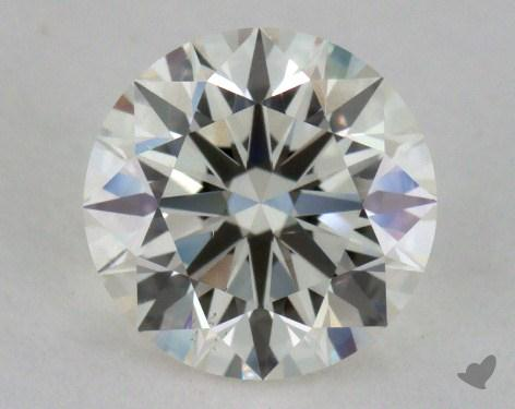 0.83 Carat J-VS2 Ideal Cut Round Diamond