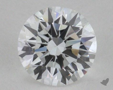 1.10 Carat E-VS1 Excellent Cut Round Diamond
