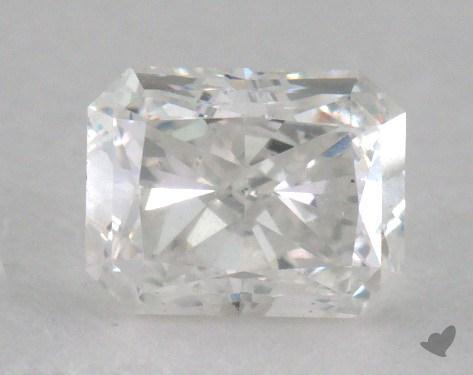 0.70 Carat F-VS2 Radiant Cut Diamond