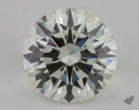 2.21 Carat J-VS2 Excellent Cut Round Diamond