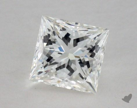 1.56 Carat H-IF Very Good Cut Princess Diamond