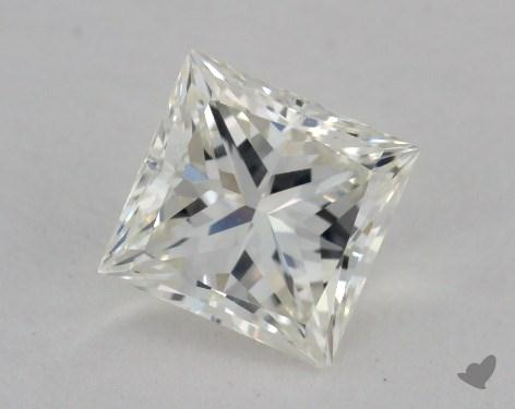 1.01 Carat I-VVS2 Princess Cut Diamond