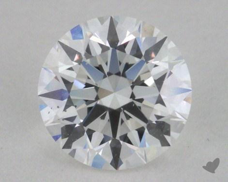 0.90 Carat E-VS2 Excellent Cut Round Diamond