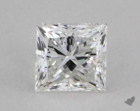 0.90 Carat G-VS1 Ideal Cut Princess Diamond