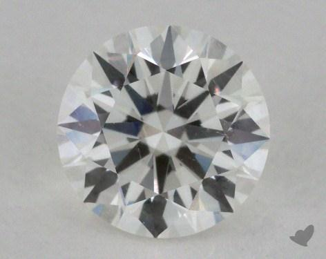 0.70 Carat H-SI1 Excellent Cut Round Diamond