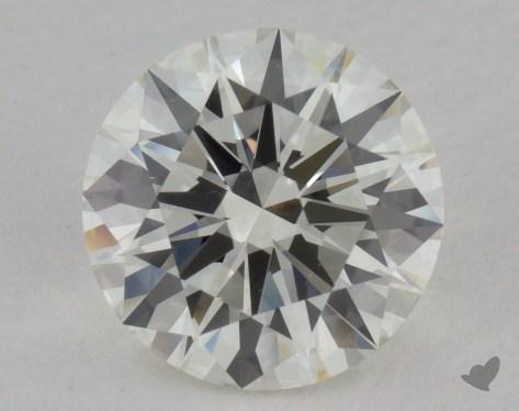 1.41 Carat J-IF Excellent Cut Round Diamond