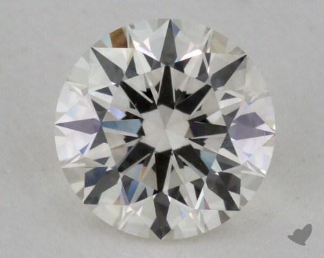 0.73 Carat J-SI1 Excellent Cut Round Diamond