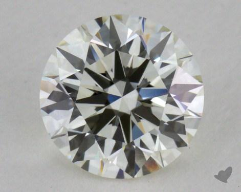 0.70 Carat I-VS2 Excellent Cut Round Diamond 