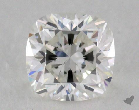 0.51 Carat F-SI1 Cushion Cut Diamond