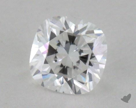 0.43 Carat D-SI1 Cushion Cut Diamond