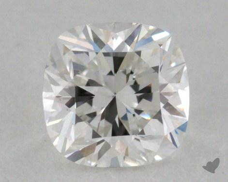 0.43 Carat F-SI1 Cushion Cut Diamond