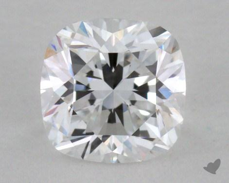 0.72 Carat D-VS1 Cushion Cut  Diamond