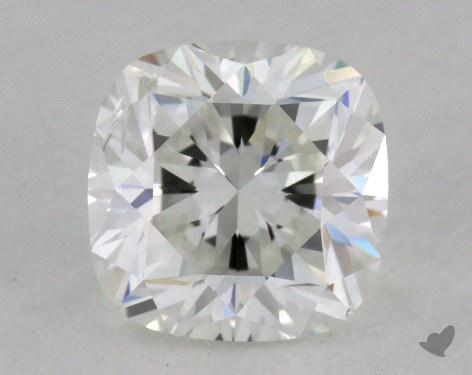 0.75 Carat F-SI2 Cushion Cut Diamond