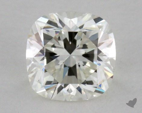 0.71 Carat H-VS1 Cushion Cut  Diamond