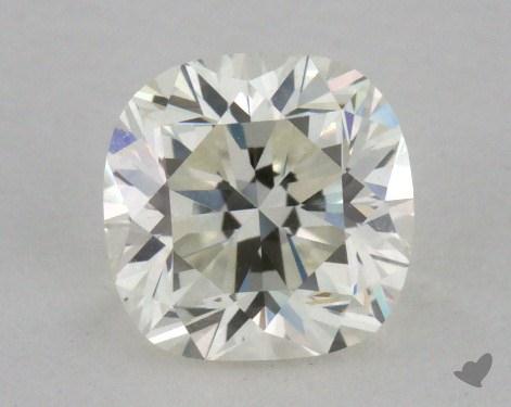 0.70 Carat J-VVS1 Cushion Cut Diamond