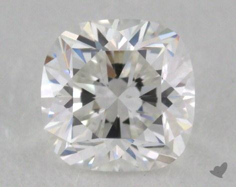 0.53 Carat E-VS2 Cushion Cut Diamond