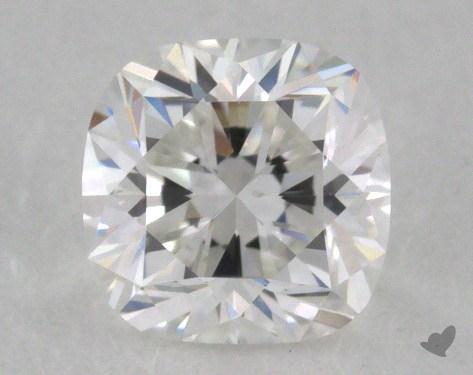 0.53 Carat E-VS2 Cushion Cut Diamond