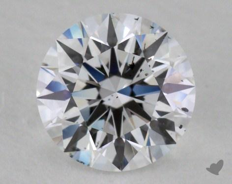1.20 Carat D-SI2 Excellent Cut Round Diamond
