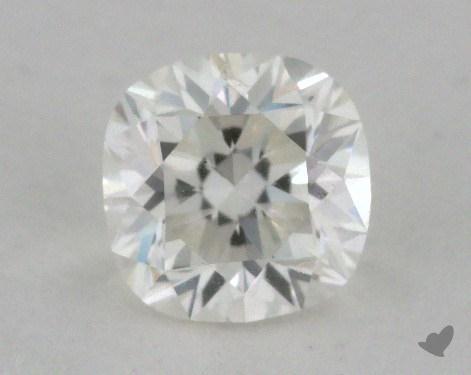 0.40 Carat H-SI2 Cushion Cut Diamond