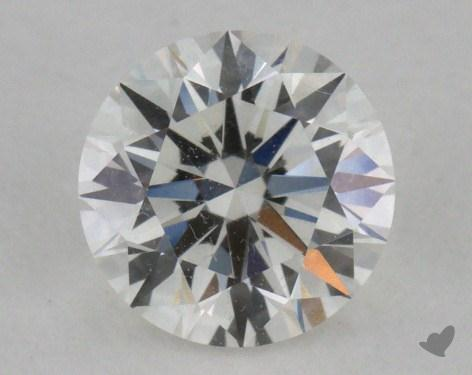 0.56 Carat G-VS2 Excellent Cut Round Diamond