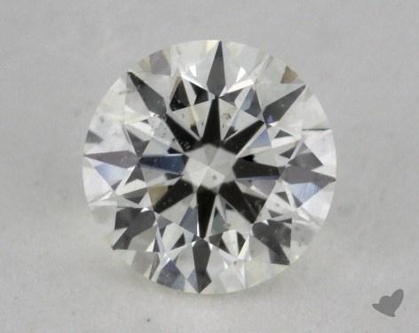 0.90 Carat I-SI2 Excellent Cut Round Diamond