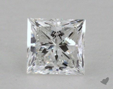 1.00 Carat E-IF Ideal Cut Princess Diamond